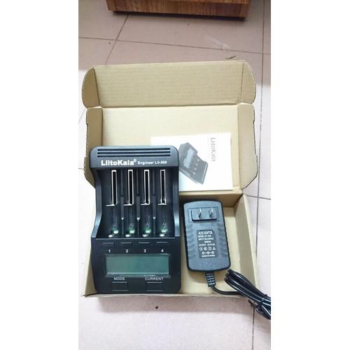 Bộ sạc pin Đa năng cao cấp Liitokala lii-500 bản nguồn không phải chính hãng - 9100823 , 18798124 , 15_18798124 , 350000 , Bo-sac-pin-Da-nang-cao-cap-Liitokala-lii-500-ban-nguon-khong-phai-chinh-hang-15_18798124 , sendo.vn , Bộ sạc pin Đa năng cao cấp Liitokala lii-500 bản nguồn không phải chính hãng