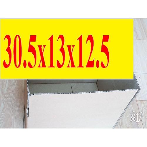 Thùng carton 50 hộp 30.5x13x12.5
