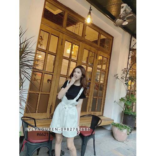 Set áo và quần ngắn kiểu yếm - 9093229 , 18786849 , 15_18786849 , 109000 , Set-ao-va-quan-ngan-kieu-yem-15_18786849 , sendo.vn , Set áo và quần ngắn kiểu yếm