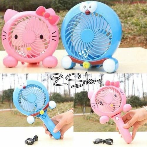 quạt tích điện cầm tay cho bé hình Doremon và Hello Kitty - 9099703 , 18796470 , 15_18796470 , 180000 , quat-tich-dien-cam-tay-cho-be-hinh-Doremon-va-Hello-Kitty-15_18796470 , sendo.vn , quạt tích điện cầm tay cho bé hình Doremon và Hello Kitty