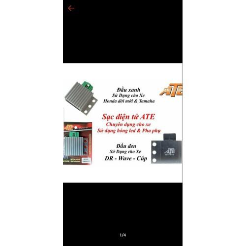 Sạc điện tử ATE cho xe Yamaha và Honda ko cần câu dây - 9095804 , 18790746 , 15_18790746 , 140000 , Sac-dien-tu-ATE-cho-xe-Yamaha-va-Honda-ko-can-cau-day-15_18790746 , sendo.vn , Sạc điện tử ATE cho xe Yamaha và Honda ko cần câu dây