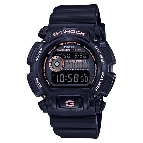 Đồng hồ điện tử G-Shock - Đồng hồ điện tử G-Shock - Casio Nam DW-9052GBX-1A4DR
