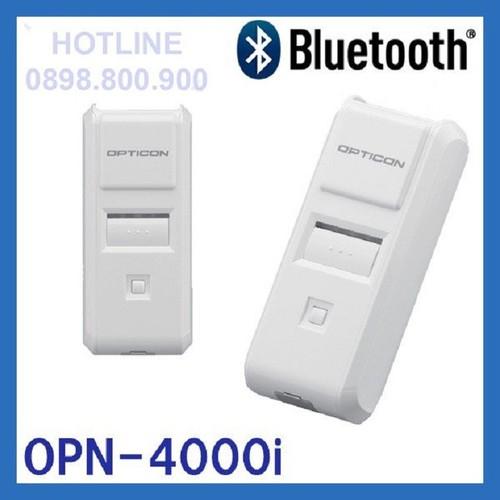 Máy quét mã vạch 1D di động Opticon OPN-4000i