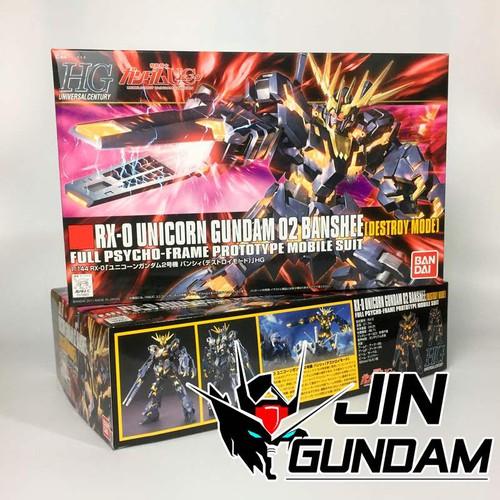 HGUC RX-0 Unicorn gundam 02 Banshee - 9098886 , 18795382 , 15_18795382 , 430000 , HGUC-RX-0-Unicorn-gundam-02-Banshee-15_18795382 , sendo.vn , HGUC RX-0 Unicorn gundam 02 Banshee