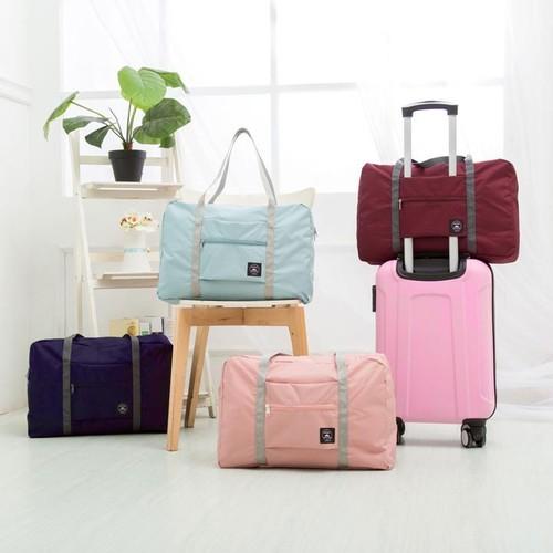 Túi du lịch gấp gọn có thể xách tay và gắn trên vali kéo Loại 1 - 9098716 , 18795197 , 15_18795197 , 150000 , Tui-du-lich-gap-gon-co-the-xach-tay-va-gan-tren-vali-keo-Loai-1-15_18795197 , sendo.vn , Túi du lịch gấp gọn có thể xách tay và gắn trên vali kéo Loại 1
