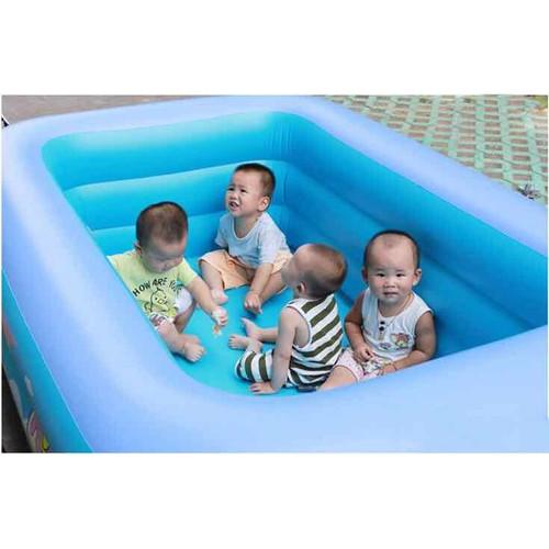 bể bơi chữ nhật m8