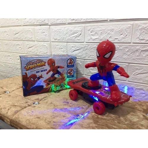 đồ chơi siêu nhân lướt ván