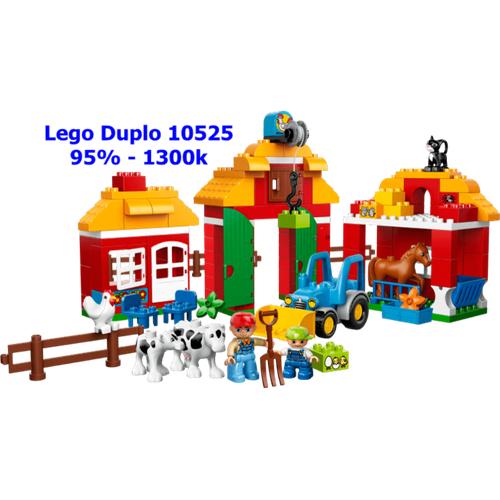 Rất mới - Đồ chơi Lego-Duplo 10525 Bộ Nông Trại lớn