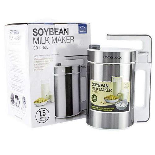 Máy Làm Sữa Đậu Nành Lock&Lock 1.5L EDJJ-500