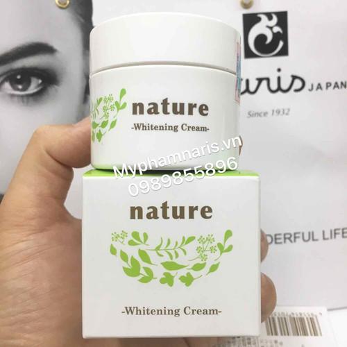 Kem dưỡng làm trắng da ban đêm Nhật Bản Naris Nature Whitening Cream - 5021439 , 18808742 , 15_18808742 , 555000 , Kem-duong-lam-trang-da-ban-dem-Nhat-Ban-Naris-Nature-Whitening-Cream-15_18808742 , sendo.vn , Kem dưỡng làm trắng da ban đêm Nhật Bản Naris Nature Whitening Cream