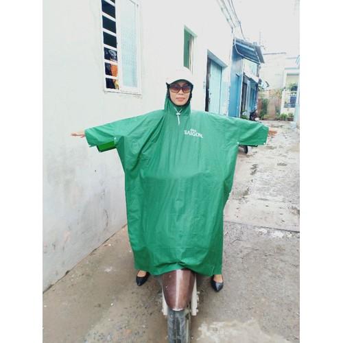 Áo mưa cao cấp người lớn hàng dày dẻo dai