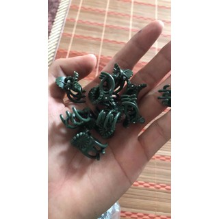kẹp hoa lan 100 chiếc 2cm - 621 thumbnail
