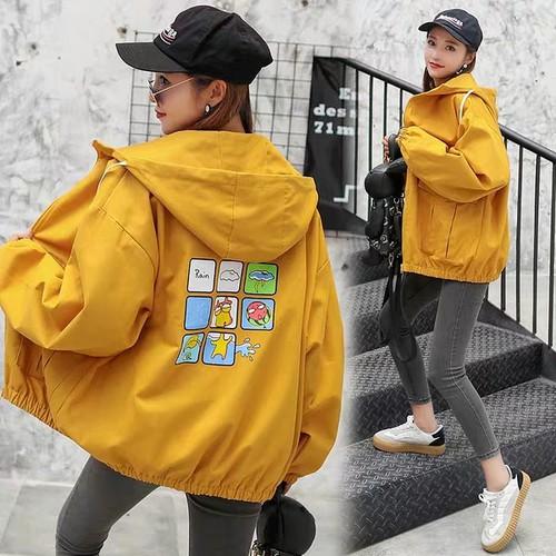 áo khoác dù vải dày 2 lớp