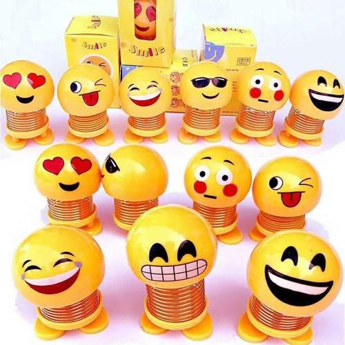 Thú nhún lò xo Emoji L1