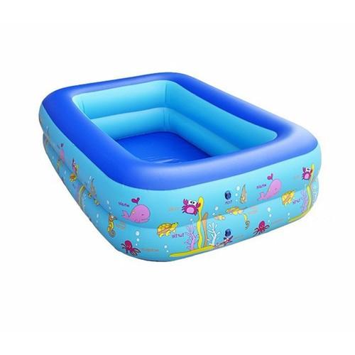 Bể bơi phao hai tầng cho Bé size 120cm