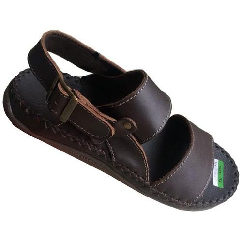 Dép nam sandal da bò cao cấp QN056 - 9105473 , 18805494 , 15_18805494 , 515000 , Dep-nam-sandal-da-bo-cao-cap-QN056-15_18805494 , sendo.vn , Dép nam sandal da bò cao cấp QN056