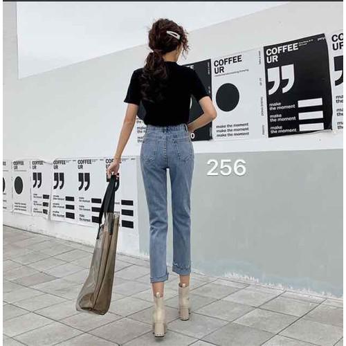 quần baggy jean nữ cực rẻ