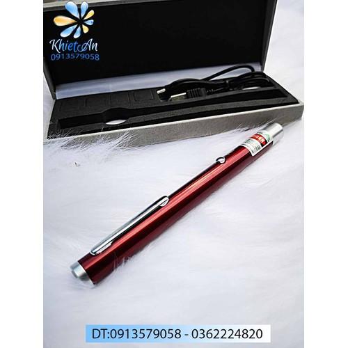 Bút laser Laze Màu Đỏ Tia Đỏ Sạc usb cao Cấp