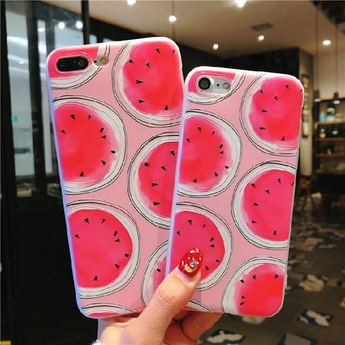 Ốp Hoa quả siêu xinh HOTTREND 2019 dành cho dòng máy Iphone