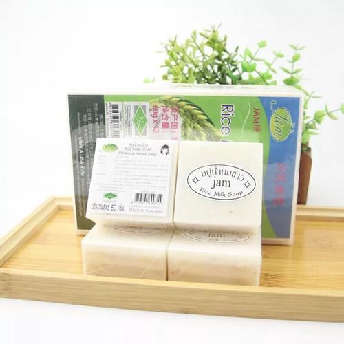 Soap xà phòng cám gạo Thái Lan - 5021479 , 18808783 , 15_18808783 , 92000 , Soap-xa-phong-cam-gao-Thai-Lan-15_18808783 , sendo.vn , Soap xà phòng cám gạo Thái Lan