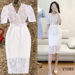 Váy thiết kế V1083