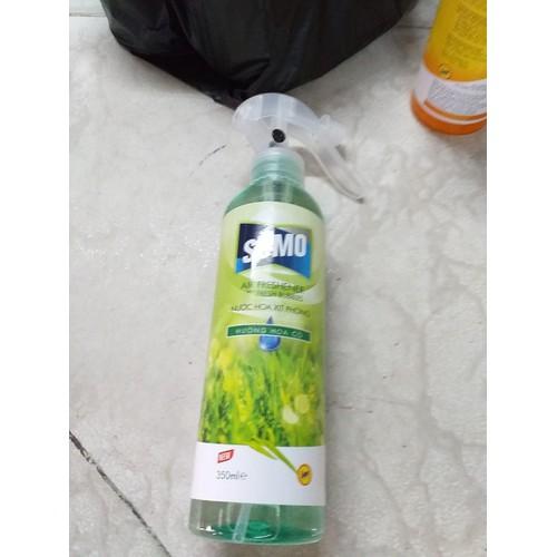 nước hoa xịt phòng SUMO 350ml cao cấp hoa cỏ
