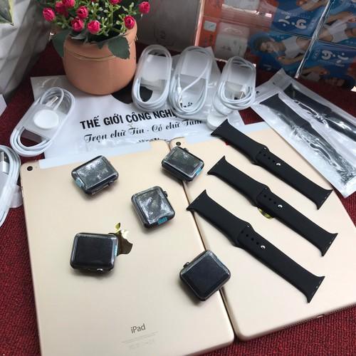 Đồng Hồ Apple Watch Series 1 Nhôm 42mm Mới 100 Nguyên Seal Chưa Active Chưa qua sử dụng - 9114804 , 18819549 , 15_18819549 , 3990000 , Dong-Ho-Apple-Watch-Series-1-Nhom-42mm-Moi-100-Nguyen-Seal-Chua-Active-Chua-qua-su-dung-15_18819549 , sendo.vn , Đồng Hồ Apple Watch Series 1 Nhôm 42mm Mới 100 Nguyên Seal Chưa Active Chưa qua sử dụng