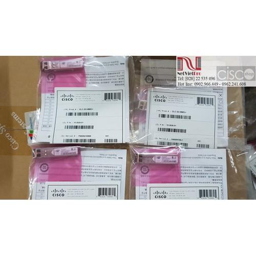 Module quang Cisco GLC-SX-MMD 1000BASE-SX,MMF,DOM,850nm,550m,Dual LC - GLC-SX-MMD