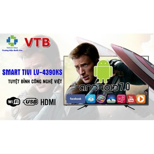 Smart TV Karaoke VTB FULL HD LV4390KS Mẫu 2019 - 7661366 , 18803636 , 15_18803636 , 9190000 , Smart-TV-Karaoke-VTB-FULL-HD-LV4390KS-Mau-2019-15_18803636 , sendo.vn , Smart TV Karaoke VTB FULL HD LV4390KS Mẫu 2019