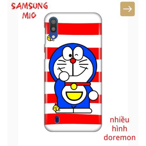 Ốp Lưng Samsung M10 Nhiều Hình Doremon Cute