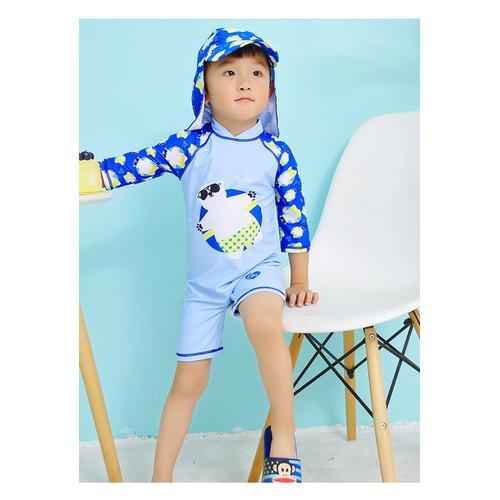 Đồ bơi bé trai Con Gấu Trắng kèm nón bơi - 9103126 , 18801636 , 15_18801636 , 179000 , Do-boi-be-trai-Con-Gau-Trang-kem-non-boi-15_18801636 , sendo.vn , Đồ bơi bé trai Con Gấu Trắng kèm nón bơi