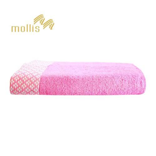 01 khăn tắm gia đình Bamboo Mollis BM8E 50 x 100 cm