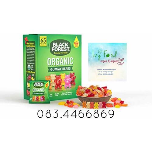 23g Kẹo dẻo hữu cơ Black Forest 6 vị trái cây DATE 28112019