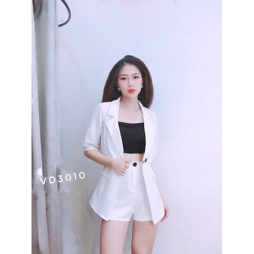 set vest quần short ngắn kèm áo ống - 7661542 , 18807523 , 15_18807523 , 320000 , set-vest-quan-short-ngan-kem-ao-ong-15_18807523 , sendo.vn , set vest quần short ngắn kèm áo ống