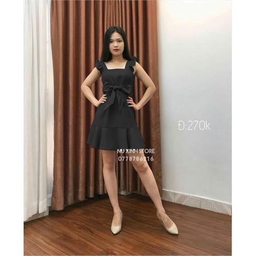 Đầm xòe nữ trẻ trung nhẹ nhàng - 9113139 , 18816646 , 15_18816646 , 105000 , Dam-xoe-nu-tre-trung-nhe-nhang-15_18816646 , sendo.vn , Đầm xòe nữ trẻ trung nhẹ nhàng