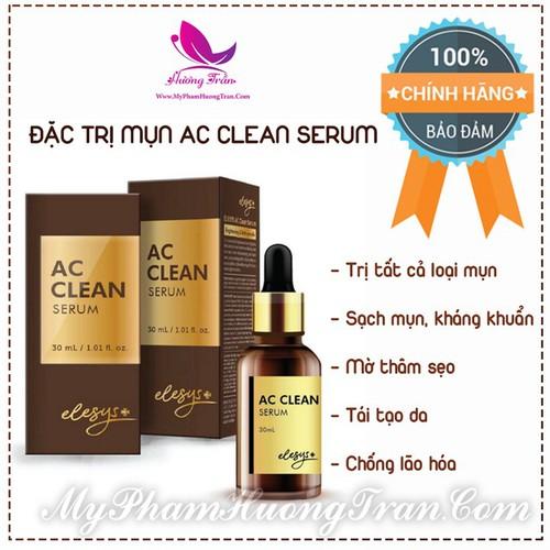 Tinh Chất Đặc Trị Mụn AC Clean Serum - Chính Hãng Hàn Quốc