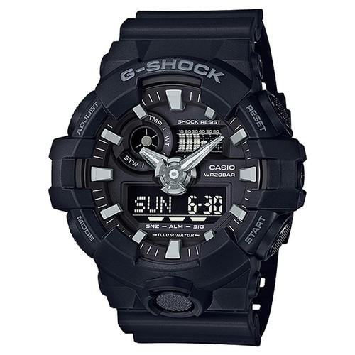 Đồng hồ điện tử G-Shock - Đồng hồ điện tử G-Shock - Casio Nam GA-700-1BDR