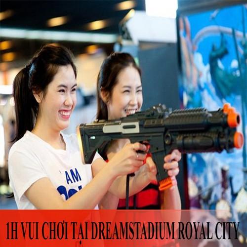 Evoucher, Vé Vui Chơi tại DreamStadium Royal City Hà Nội, vé trẻ em - 9105550 , 18805586 , 15_18805586 , 120000 , Evoucher-Ve-Vui-Choi-tai-DreamStadium-Royal-City-Ha-Noi-ve-tre-em-15_18805586 , sendo.vn , Evoucher, Vé Vui Chơi tại DreamStadium Royal City Hà Nội, vé trẻ em