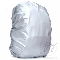 Túi trùm balo, túi xách cho trẻ em chống mưa, chống thấm, chống bám bụi, phản quang trong đêm B135