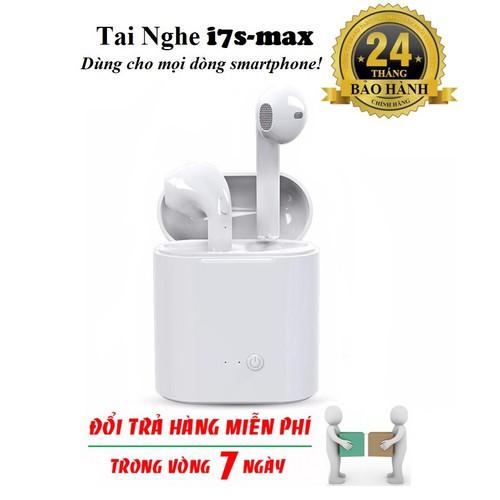 Tai Nghe Bluetooth Không Dây i7s-max - Fullbox - Bao Gồm Cả 2 Tai Nghe