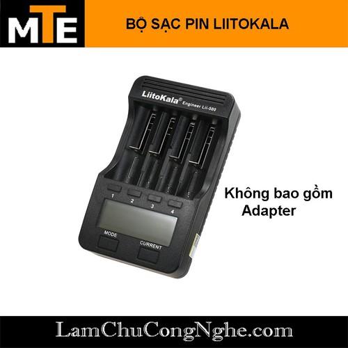 Bộ Sạc Pin, Test Pin Đa Năng LiitoKala Lii-500 - 7786989 , 18811201 , 15_18811201 , 350000 , Bo-Sac-Pin-Test-Pin-Da-Nang-LiitoKala-Lii-500-15_18811201 , sendo.vn , Bộ Sạc Pin, Test Pin Đa Năng LiitoKala Lii-500
