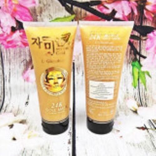 Tuýp mặt nạ Vàng 24 k Hàn Quốc