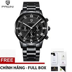 Đồng Hồ Nam PAGINI PA8096 Chạy Full Kim Cao Cấp + FULL HỘP
