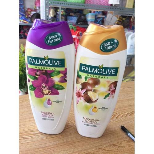 Sữa tắm Naturals Palmolive 750ml