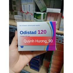 ODISTAD 120mg của Stada - mẫu mới của Orlistat