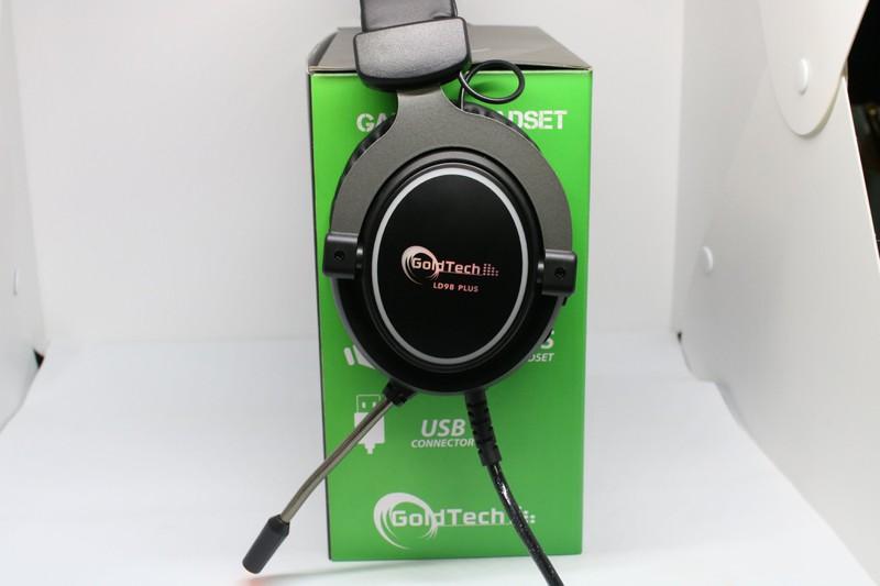 Tai nghe chuyên game Goldtech Ld98 Plus âm thanh 7.1 kèm rung 1