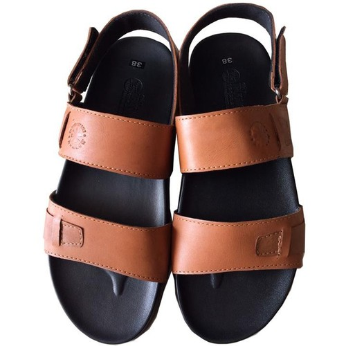 Dép nam sandal da bò cao cấp QN055
