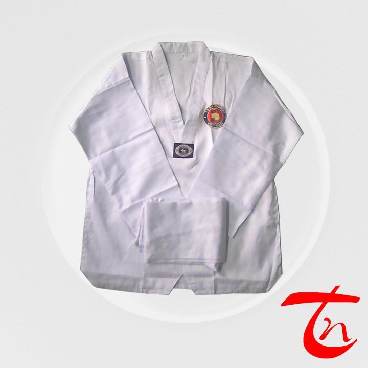 võ phục taekwondo - trung nghĩa sport 1