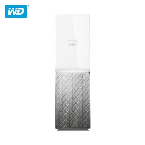 Ổ cứng di động HDD Western Digital My Cloud Home 8TB USB 3.0 - WDBVXC0080HWT-SESN Trắng xám
