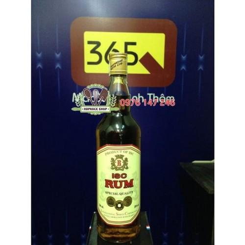 Rum ISC 100ml
